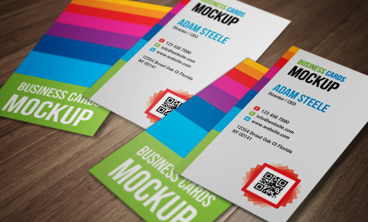 Free Business Card Designs Templates | Business Card Sample